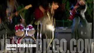 """Jason Diego- """"Save Face"""" produced by Speeshbeats (Official Lyrics Video)"""