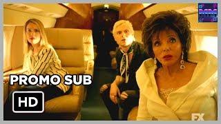 "American Horror Story ""Apocalypse"" - Oficial Promo Trailer Subtitulado HD"