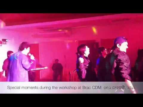 "Live Performance of Issa bhai at I&BB Strategic Workshop singing Azam Khan's ""BANGLADESH"""