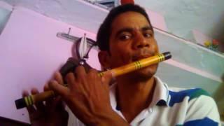 Tu es tarah se  meri  zindagi mein shamil flute