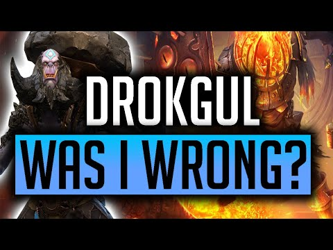 RAID | DROKGUL, WAS I WRONG?! IS HE ACTUALLY TOP TIER?