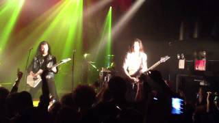 Dragonforce - Through the Fire and the Flames (Live) - Dual Solo