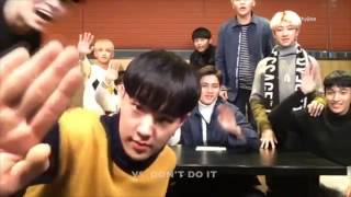 [ENG SUB] SEVENTEEN 170225 One Fine Day in Japan Live (Deleted Beginning/End)