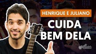 Videoaula Cuida Bem Dela (aula de violão)