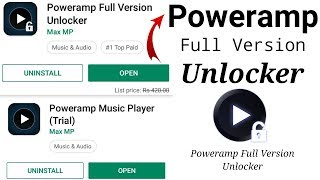 How to get poweramp full version for free videos / InfiniTube