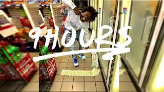 "[FREE] Glokknine x Kodak Black ''9 Hours"" Type Beat| KiddFreddo"
