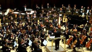 Detroit Civic Youth Symphony perfroms Copland's Simple Gifts from Appalchian Spring