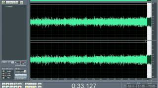 How to make a launch sound effect in adobe audition tutorial