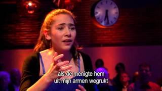Maria en Johan - La Foule - Edith Piaf - Podium Witteman