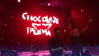 Chocolate Puma & Tommie Sunshine - Scrub The Ground feat. DJ Funk LIVE-Amsterdam-Paradadiso-ADE