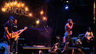 Rancore - Esporrei na Manivela (Raimundos) Circo Voador 16/05/2012