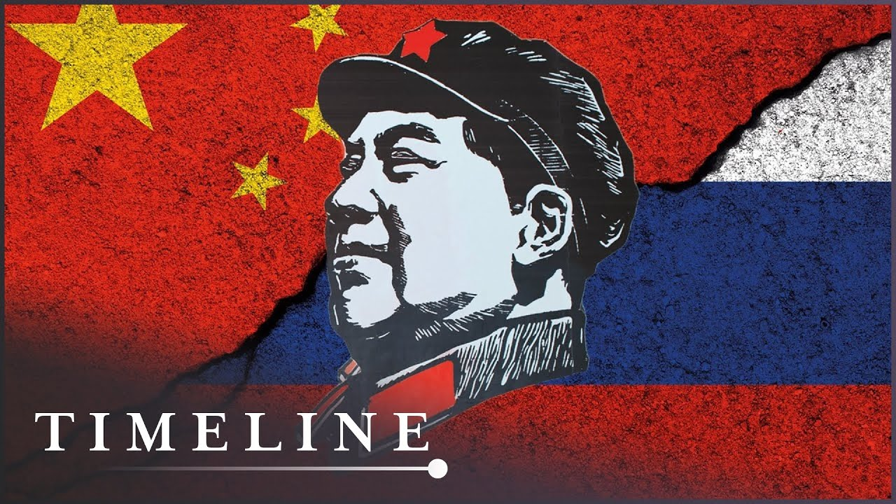 The End Of The Sino-Soviet Friendship | Mao's Cold War | Timeline