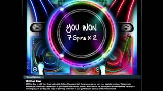 DJ Moo Cow game footage