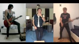 Bring Me The Horizon - Throne [Vocal + Guitar Cover]