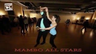 Dj Ben El Salsito & Chiara - social dancing @ MAMBO ALL STAR