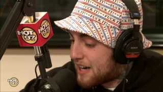 Mac Miller Freestyles on Funk Flex