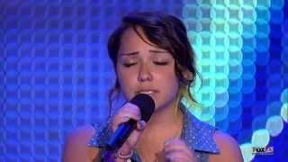 Jennel Garcia X Factor Boot camp, Landslide cover