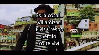 Villamizar - Te Viví ft  Maluma, Elvis Crespo - letra