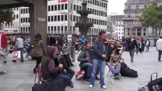 Live Music at Cologne Cathedral ,Germany