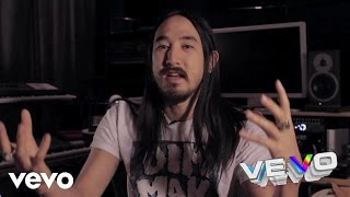 "Steve Aoki - Intro to ""Pursuit of Happiness"""