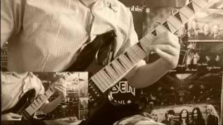 Sabaton - Sparta guitar solo cover