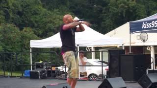 Flo Rida Low Live SFNE 8/30/15