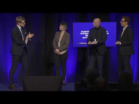 "Enovakonferansen 2020 | Paneldebatt ""Kapitalmarkedet 2020-  2030"""