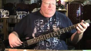 The Animals We Gotta Get Out Of This Place Bass Cover