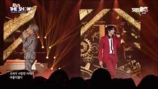 (1080P)150901 VIXX LR (빅스LR) - Beautiful Liar @ SBS MTV THE SHOW