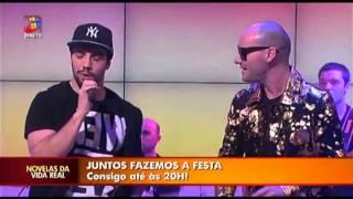 """(TV) Edmundo Vieira ft. Ricardo Fonseca - """"É Tão Bom"""" (2016)"""