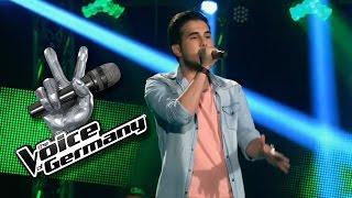 Sugar - Maroon 5 | Kerem Karaköse Cover | The Voice of Germany 2016 | Blind Audition