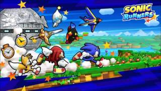 Sonic Runners Music - NEW Theme ~Menu BGM~