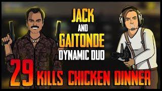 Jack Shukla & Gaitonde Bhau First Chicken Dinner Together | Jack Shukla Live