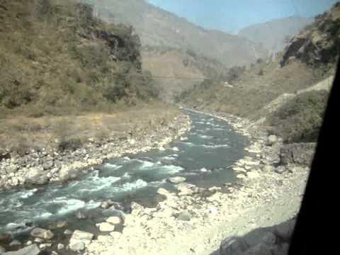 01 Prof. Juan Lázara Hacia la frontera con Tibet.MPG