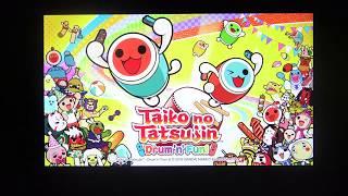 Vidéo-Test : Taiko No Tatsujin Drum'n'Fun Nintendo Switch: Test Video Review Gameplay FR HD (N-Gamz)
