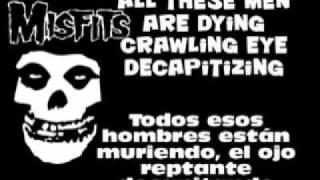 Crawling Eye (Lyrics) Letra en Español