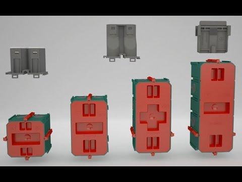 LK FUGA® AIR indmuringsdåse   Schneider Electric