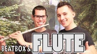 FLUTE BEATBOX DUBSTEP - New World Sound & Thomas Newson Cover - איסאטו ביטבוקס עם חליל
