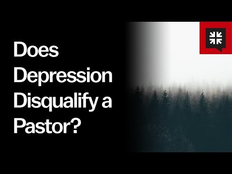 Does Depression Disqualify a Pastor? // Ask Pastor John