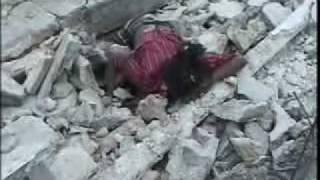 Raw Footage Of Earthquake In Haiti 1_12_2010 Music Video by Haiti.flv
