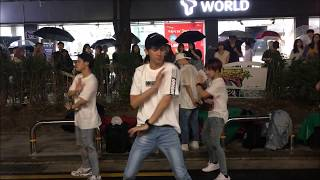 The Average Cover GOT7 갓세븐 - Never Ever [Hongdae Seoul]