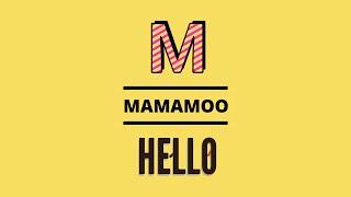 MAMAMOO - Hello ( Lyric Video)