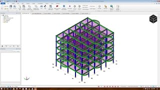 Modeling in Tekla Structural Designer 2016-Part2