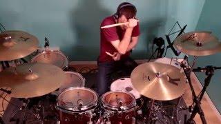 Thaeme e Thiago - Coração Apertado (Ricardo Albertoni Drum Cover)