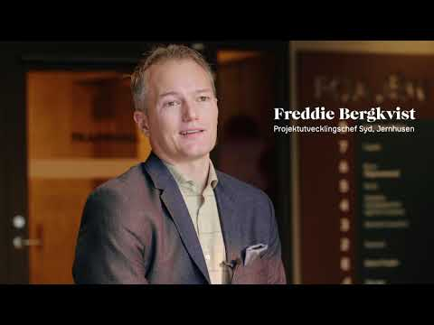 Årets BREEAM-byggnad 2020: Foajén, Jernhusen