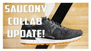 Saucony Collab Update + What Is Material Storytelling?