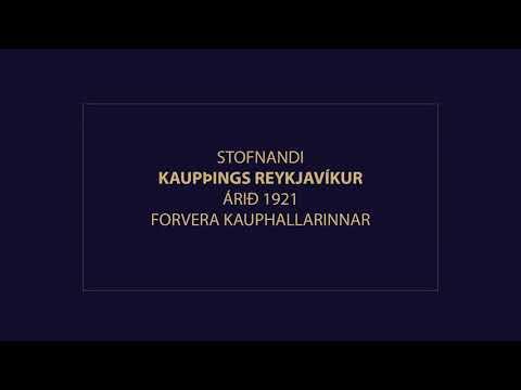 Viðskiptaráð Íslands í 100 ár