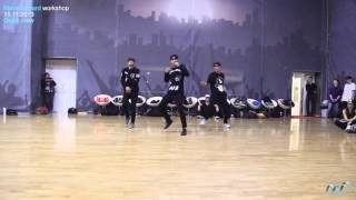 Quick crew workshop in Moscow [Official HD]
