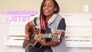 #JGTBT Happy - Ayiesha Woods cover by Jamie Grace