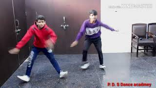 Best Dance tribute for S. R. K Cover dance||song mere naam tu||Aviral and Parv